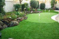 Courtyard Putting Green