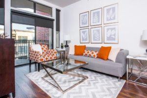 Furniture Rental Event