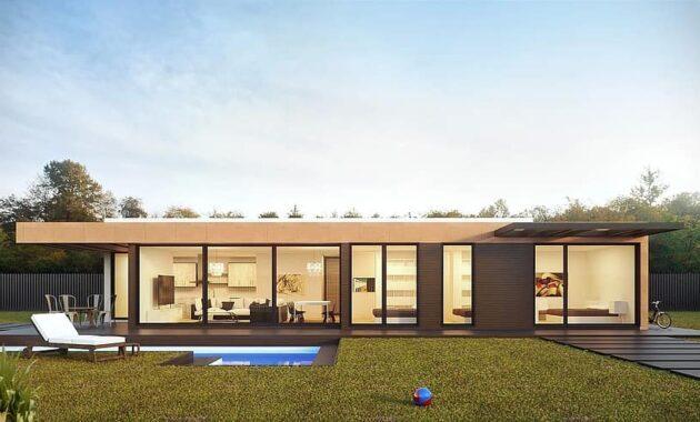 architecture render external design shop 3d 3dsmax crown render pool 4