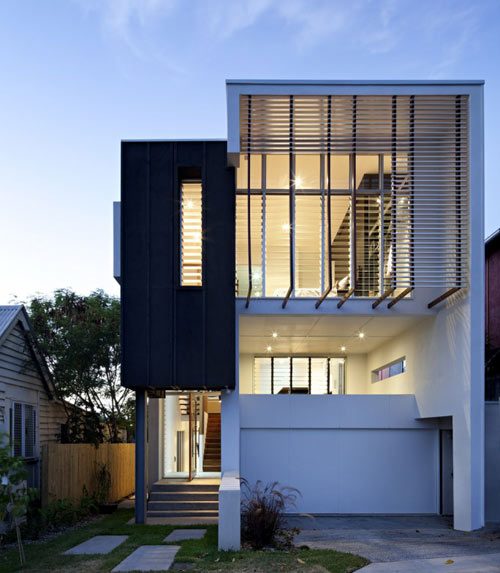 beautiful container house