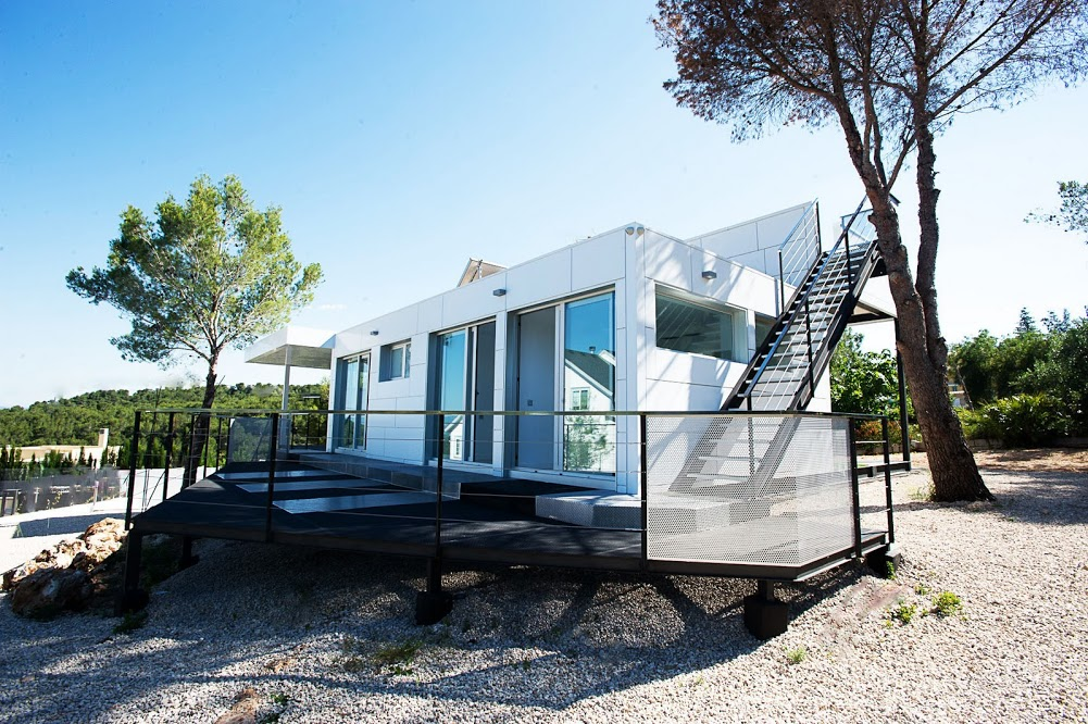 Beautiful Container House Ideas