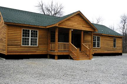 Modular House wooden house design