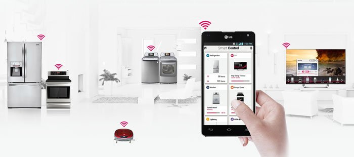 tech-connected modern furniture