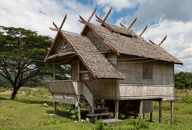 Traditional House - Full Wooden House Materials