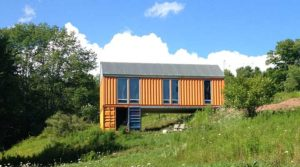 Container House Natural Style Urban
