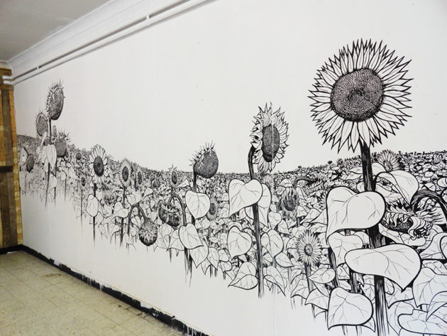 Drawing On Wall Design Ideas Painting