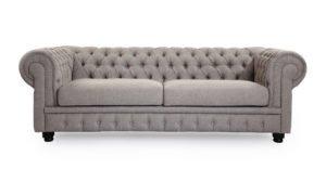grey chesterfield sofa modern sofa