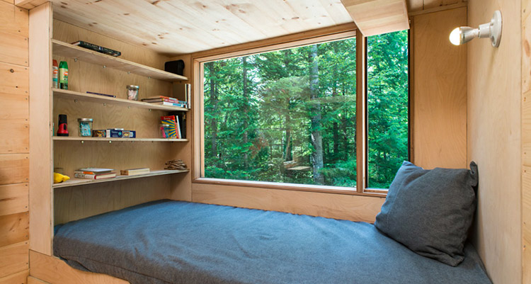 Minimalist Container House