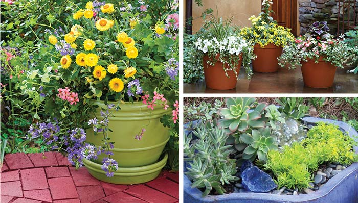 Pot Plant Stand