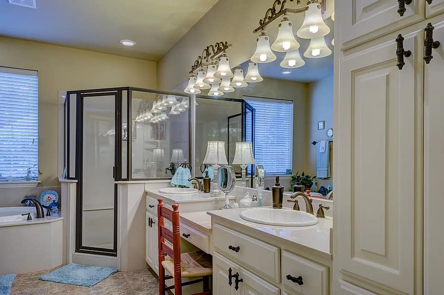 bathroom interior design bathroom interior home modern mirror sink architecture