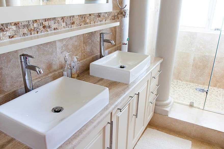 bathroom tap hygiene water plumbing clean bathroom interior