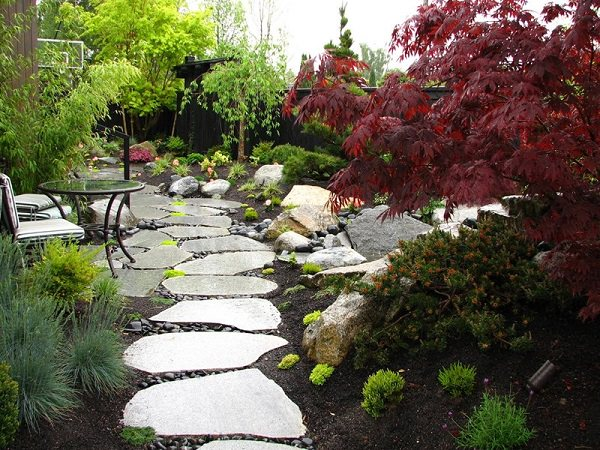 beautiful garden path inspiration