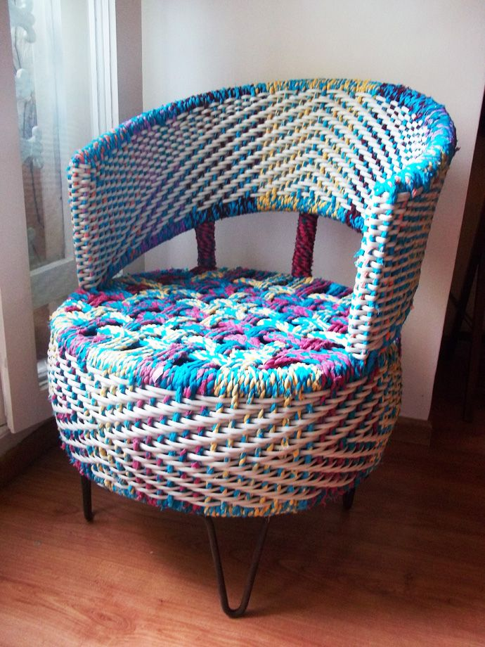 creative DIY chair project