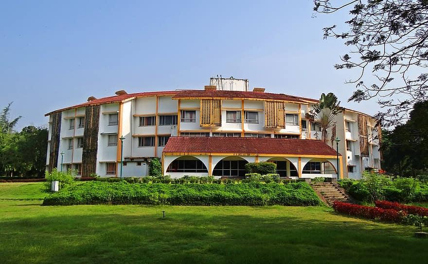 guest house resort nisarga vacation home npcil kaiga india