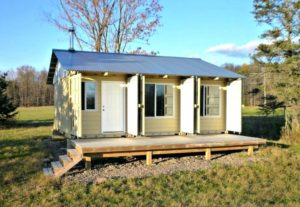 homy container house