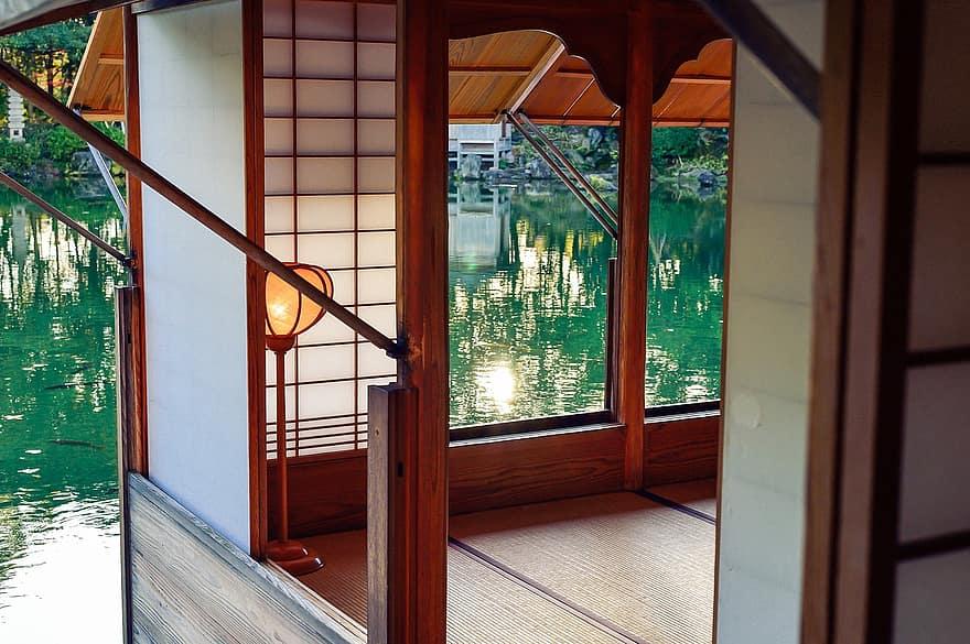 japan japanese style room houses garden disabilities tatami mats japan garden pond k