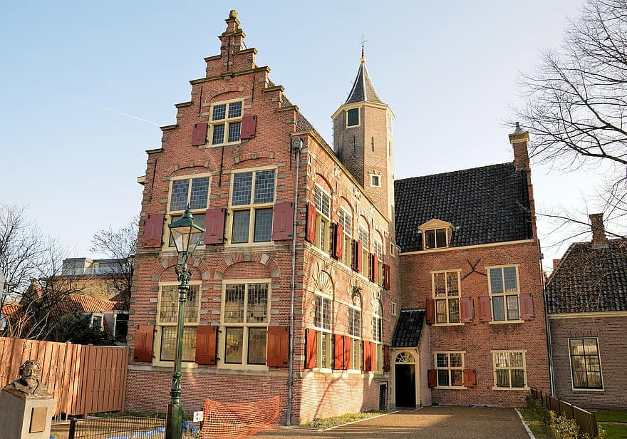 monumental houses history tradition dutch holland