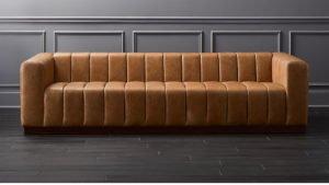 sofa wooden color
