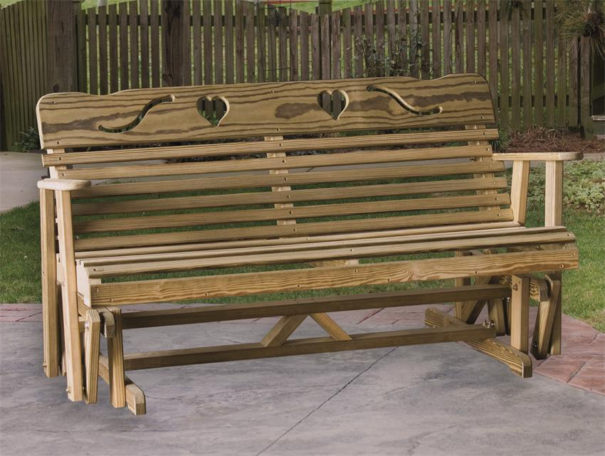 wooden bench ideas