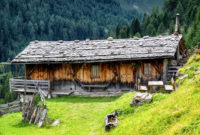 avoid wrong orientation and design of log cabin
