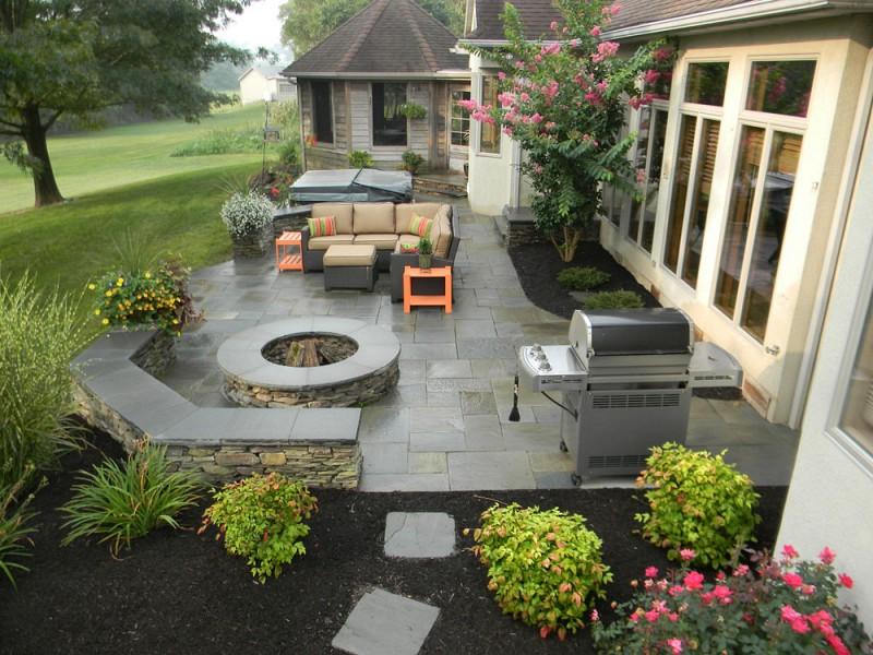 backyard paver ideas