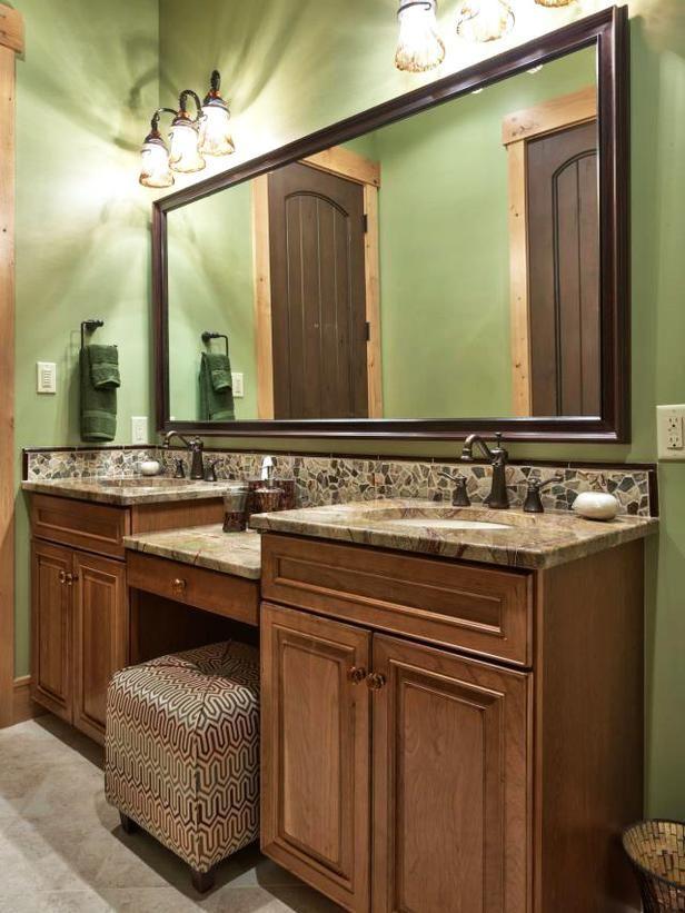 bathroom vanities lighting