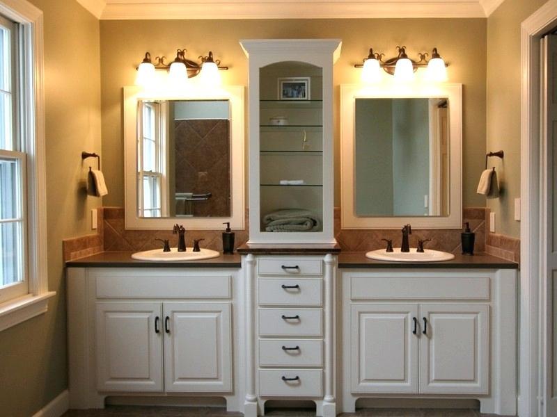 bathroom vanities mirror design