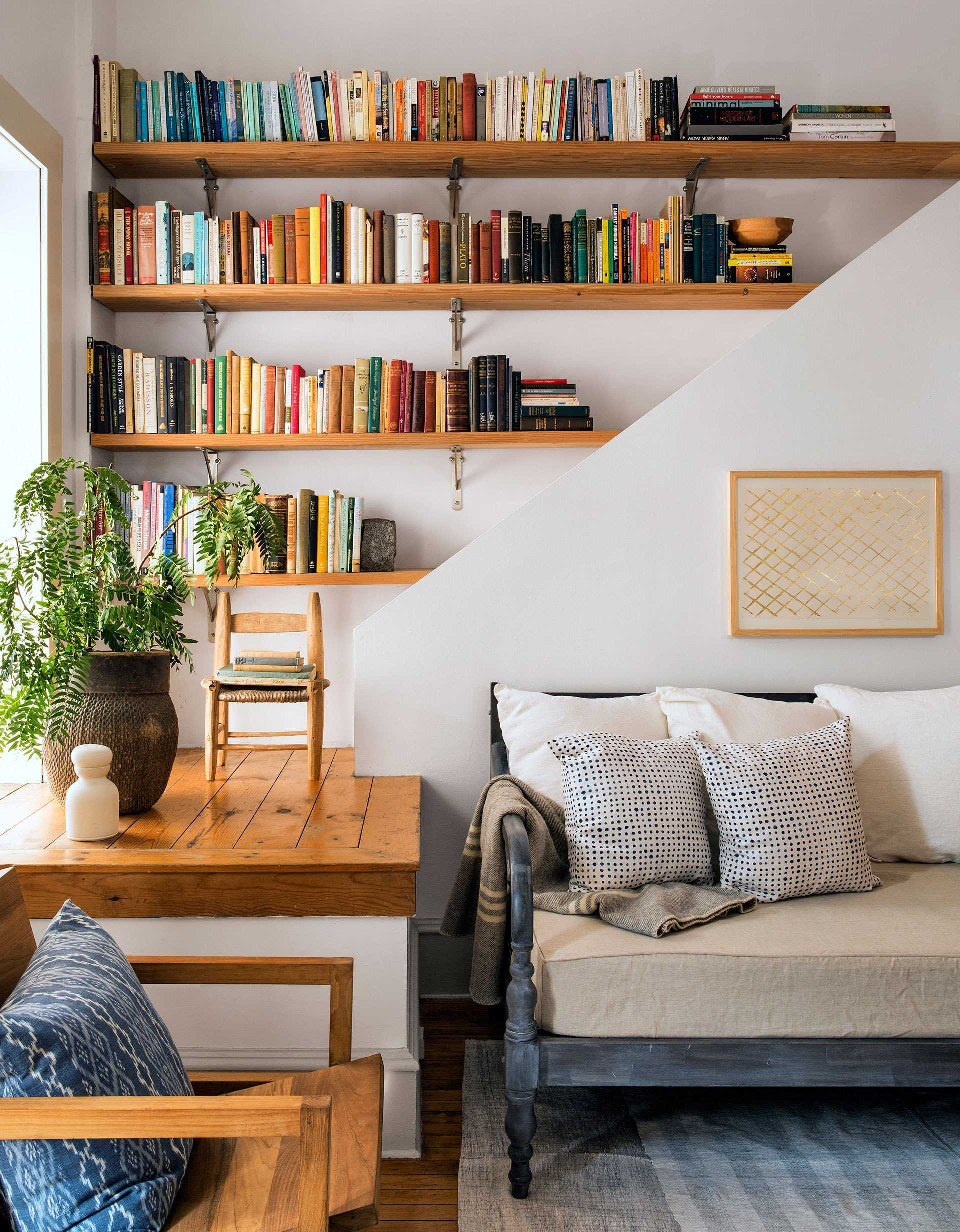 bookshelving design ideas