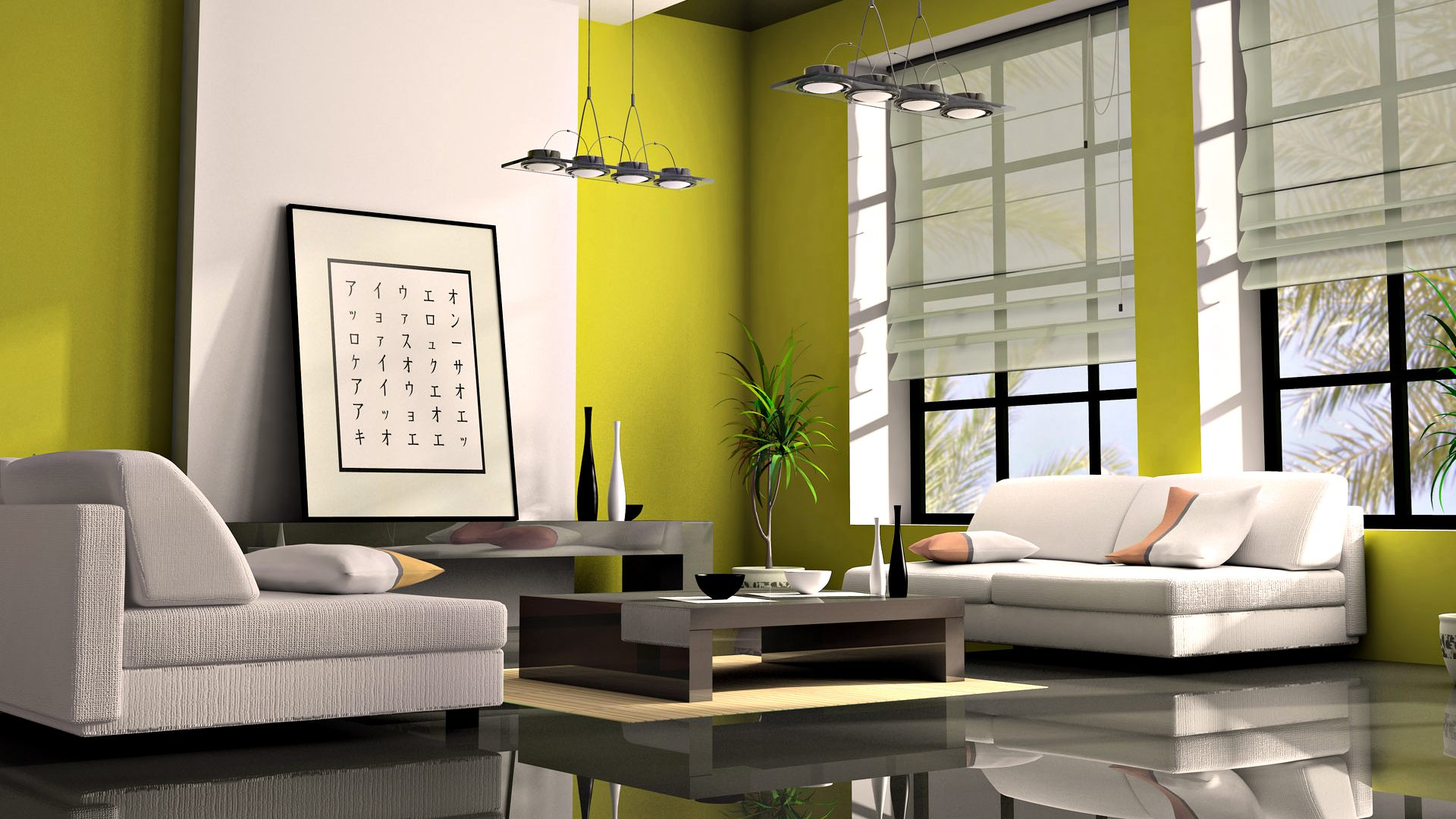 clean and simple interior design trends