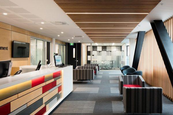 commercial interiors design