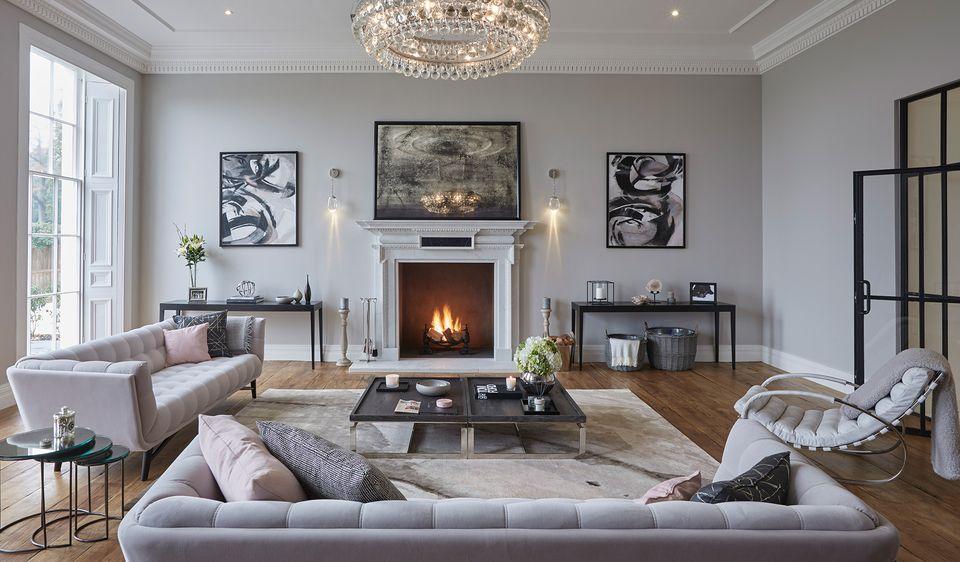 elegant living room painting ideas
