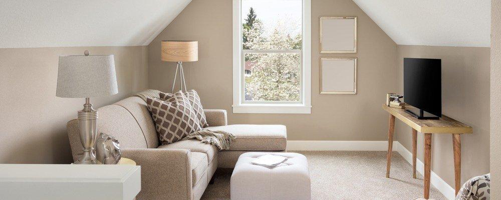interior design of living room