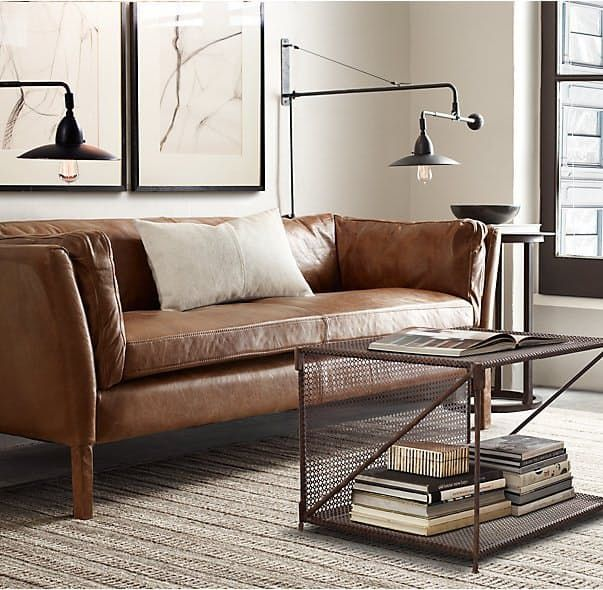 leather sofa ideas