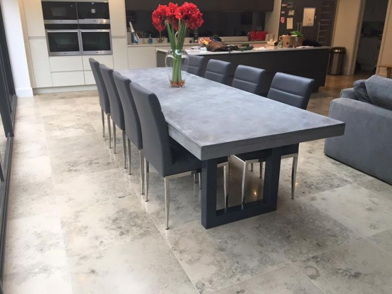 lightweight concrete furniture