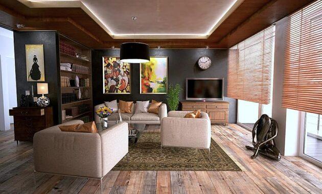 living room apartment house home design digital art architecture building