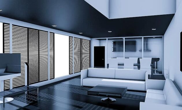 living room apartment room interior furniture modern window table architecture