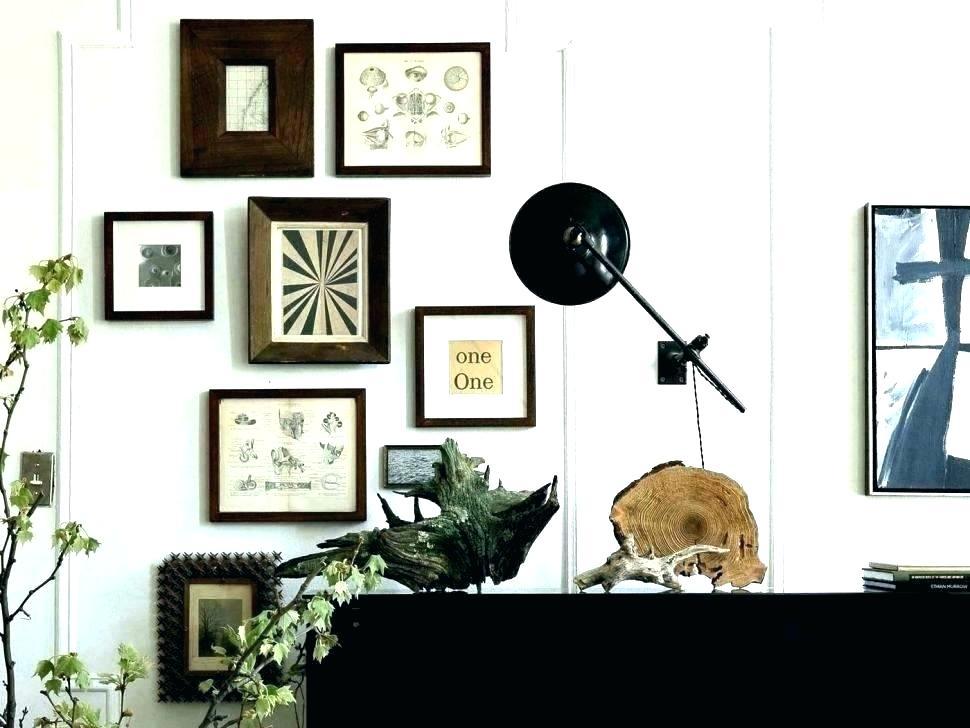 living room frame ideas