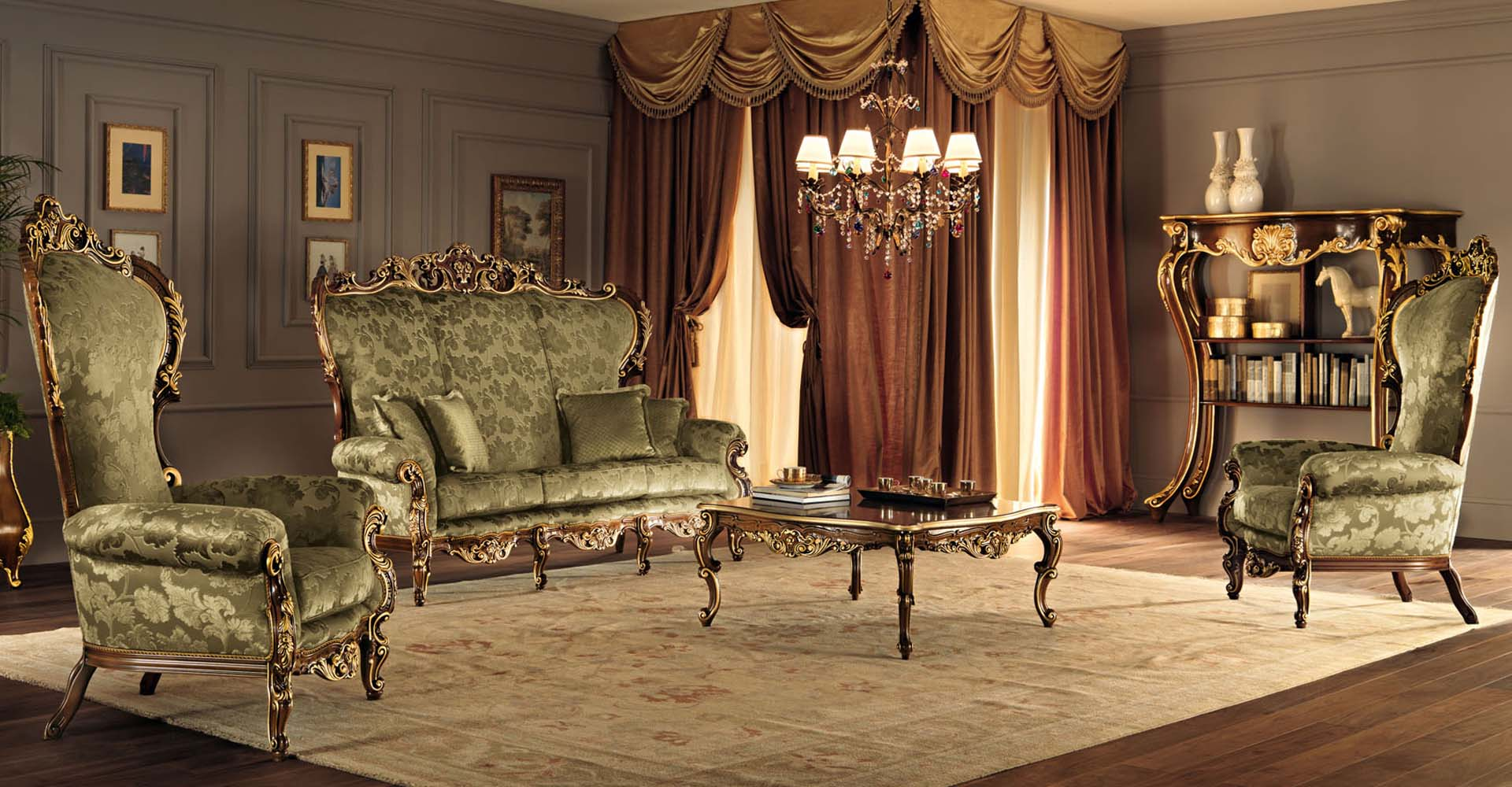 living room inspiration with classic style