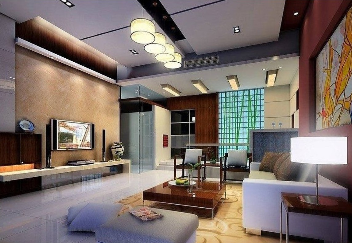 living room lights room design