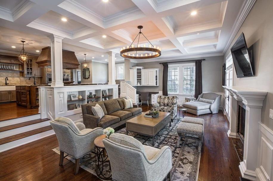 living room design modern