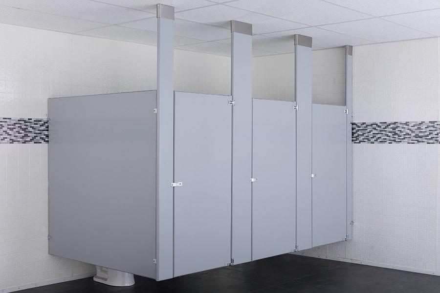 metal toilet partition