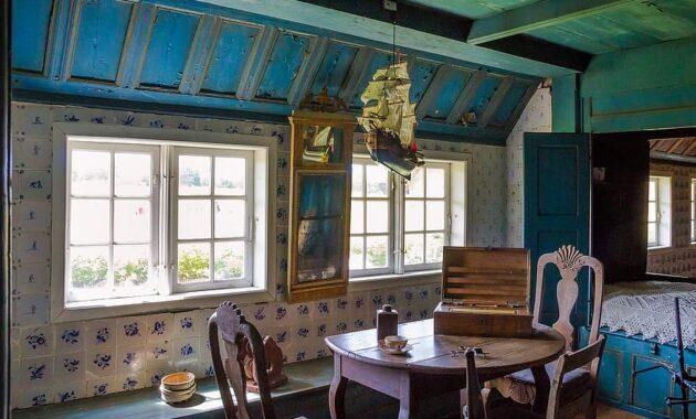 old office freilichtmuseum keel old room old furniture furniture old room setup living room 2