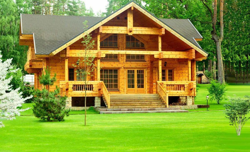 outdoor design wooden house inspiration