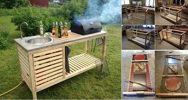 pallet design ideas for backyard