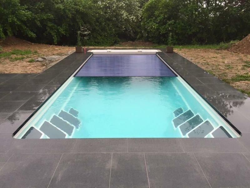 pool cover ideas modern