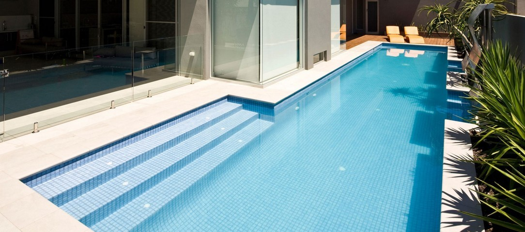 rectangle lap pool