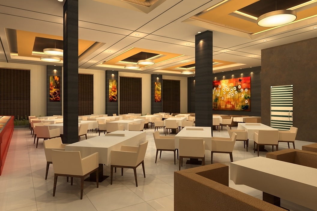 shining finishes commercial interiors