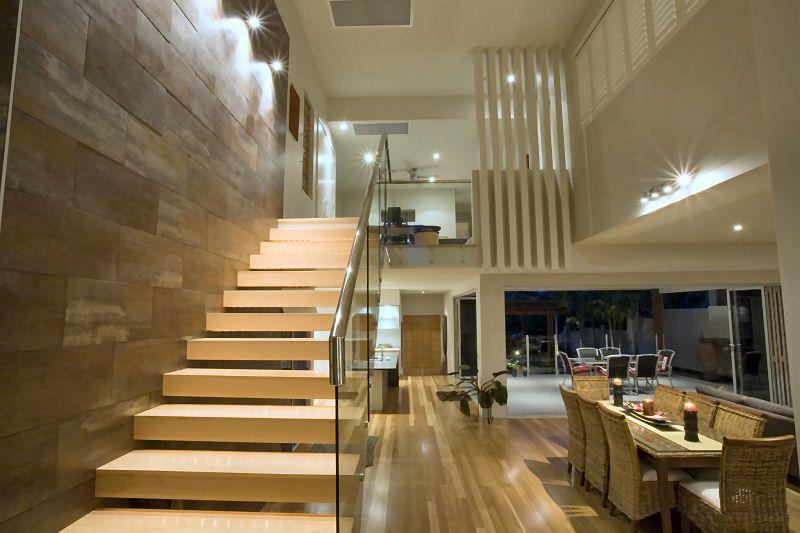 Tiny House Interior simple modern house ideas