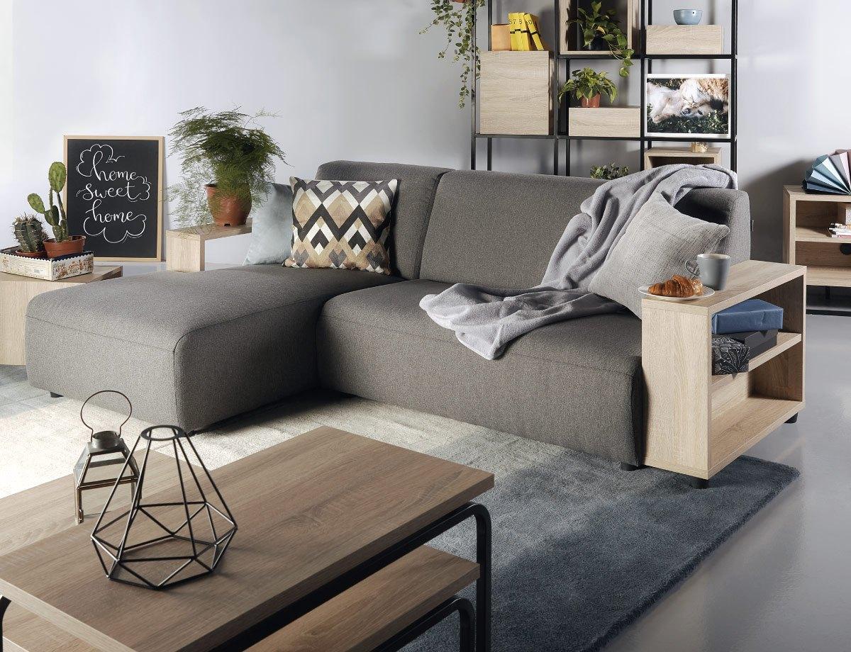sofa cama grey color