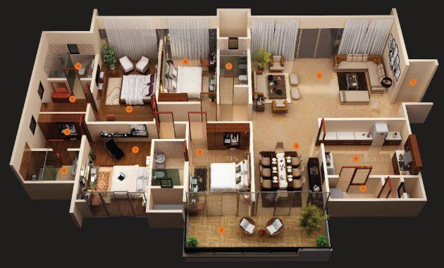 four bedroom ideas